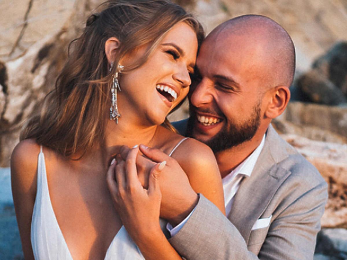 Nowe zdjęcia ze ślubu Agnieszki Kaczorowskiej