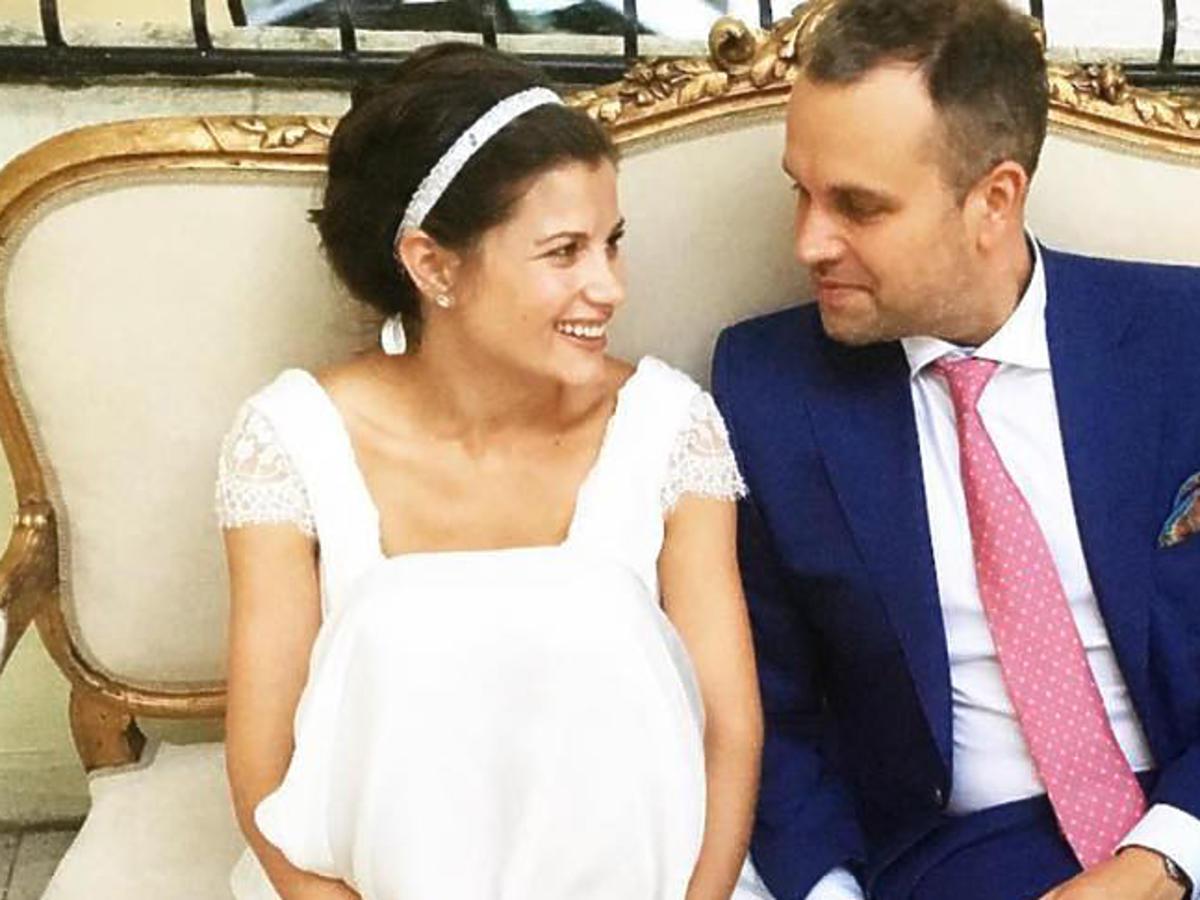 Nowe zdjęcie ze ślubu Agnieszki Sienkiewicz