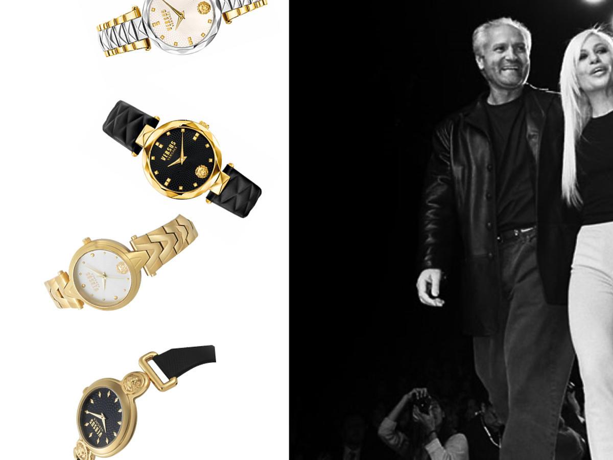 Nowe zegarki Versus Versace