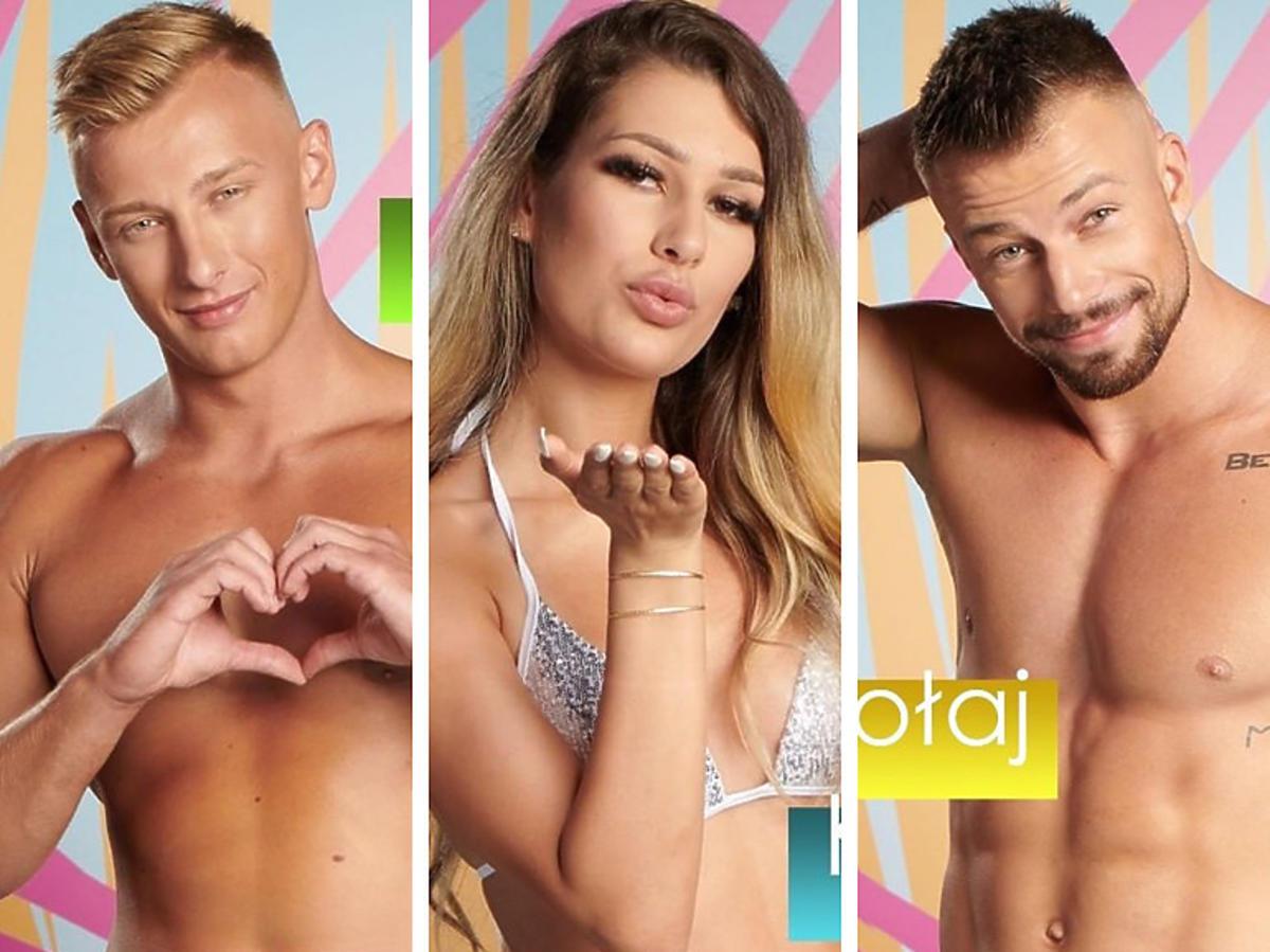 """Nowi uczestnicy """"Love Island 2"""" - kim są Karolina, Dominik i Mikołaj?"""