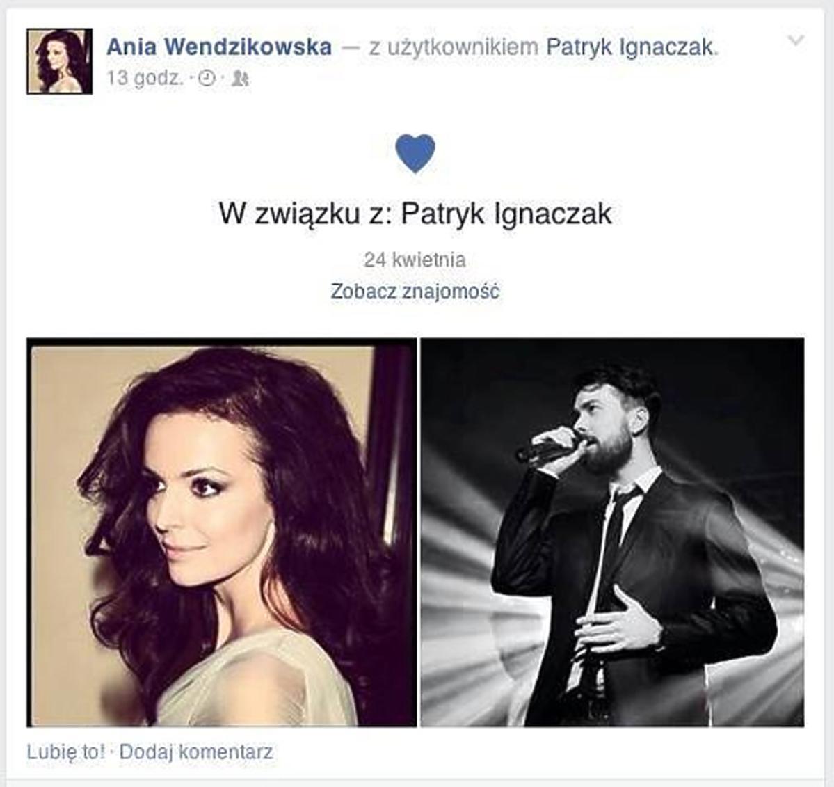 Nowy chłopak Anny Wendzikowskiej. Wendzikowska ma nowego chłopaka. Kim jest nowy facet Anny Wendzikowskiej