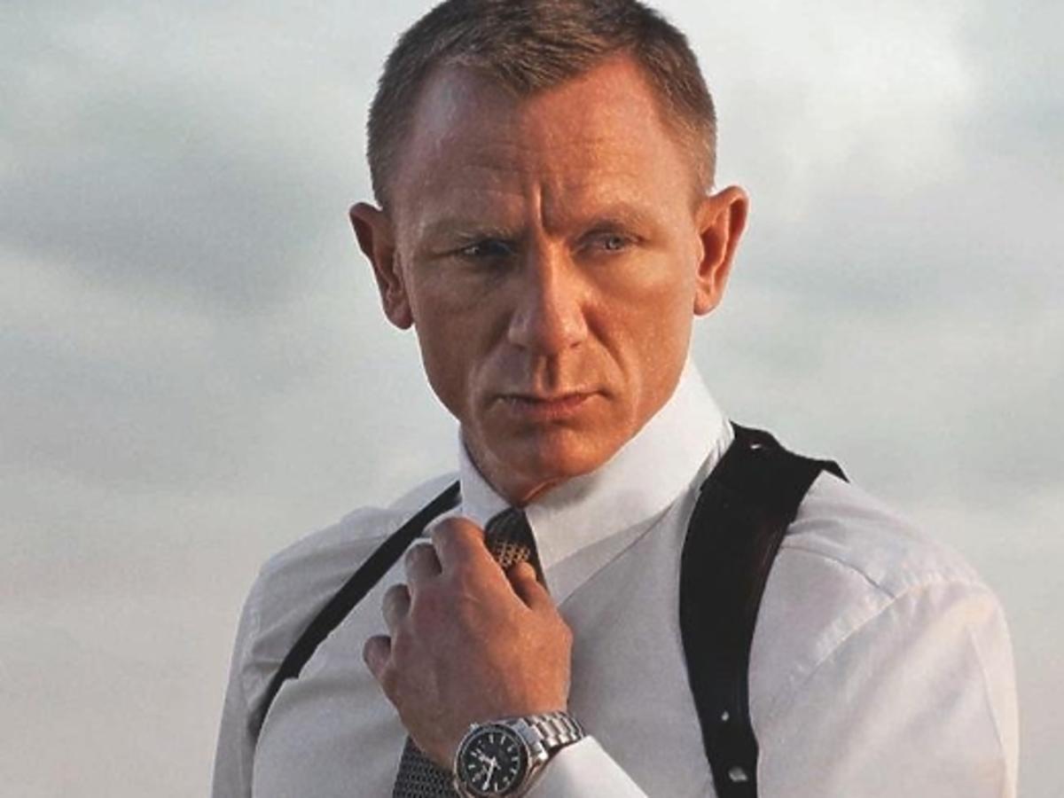 Nowy film o Jamesie Bondzie
