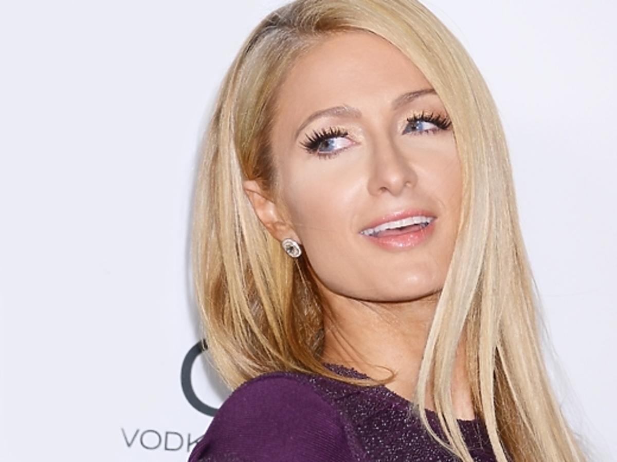 Nowy kolor włosów Paris Hilton