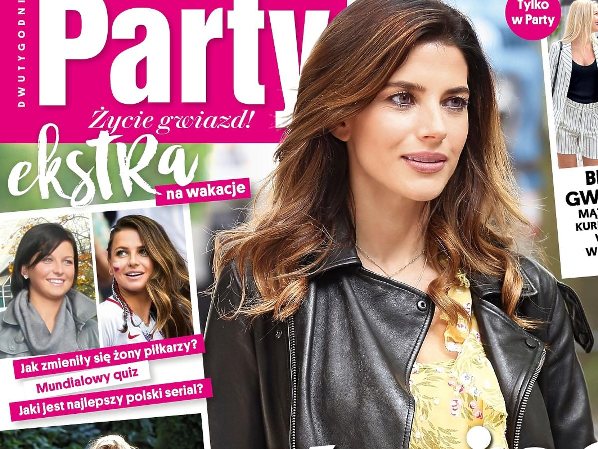 """Nowy numer """"Party"""" - Weronika Rosati rozstała się z Robertem Śmigielskim"""