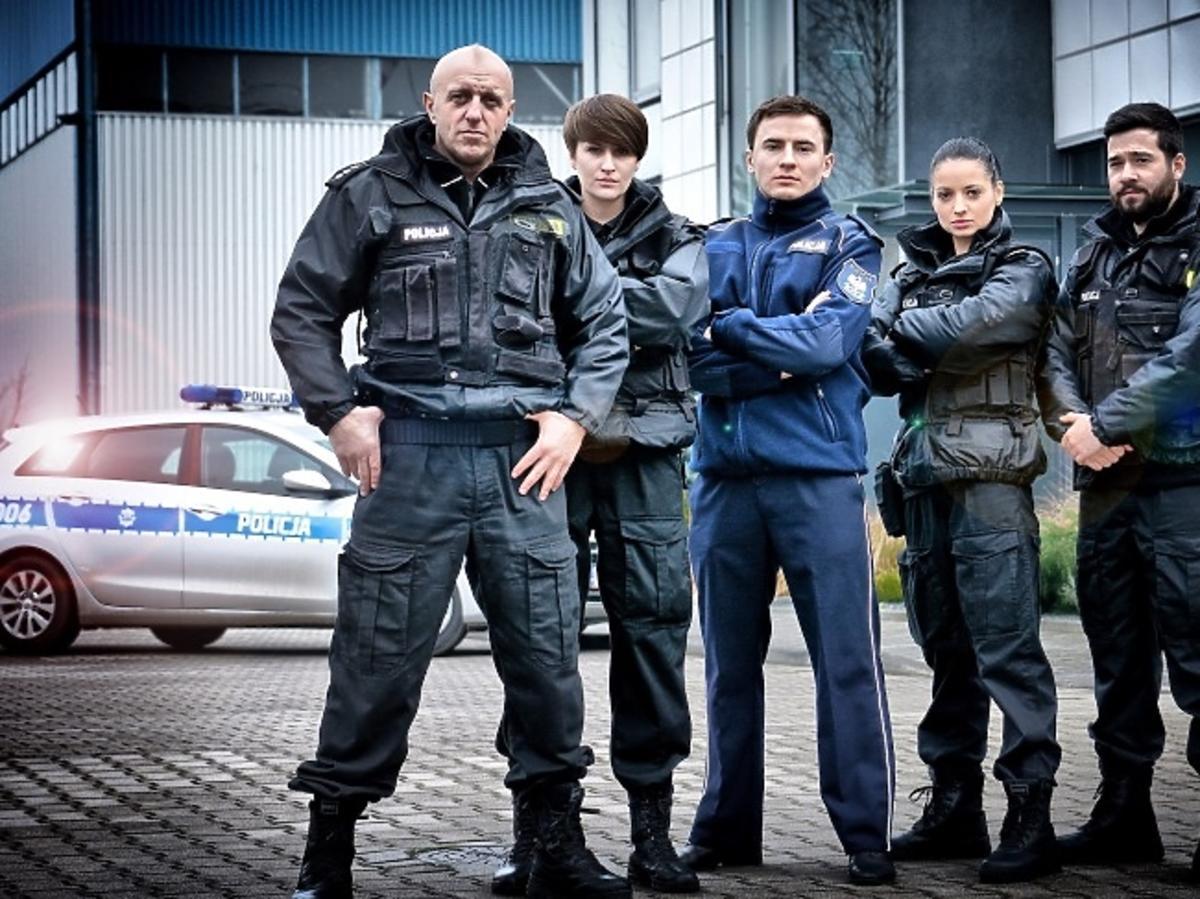 Nowy sezon Policjantek i policjantów