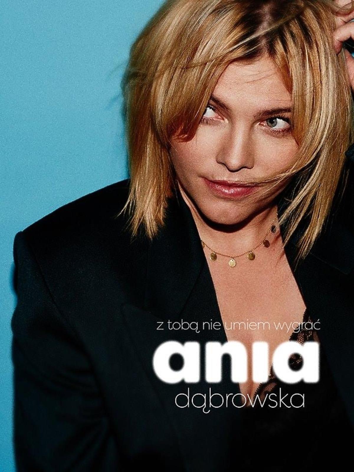 Nowy singiel Ani Dąbrowskiej