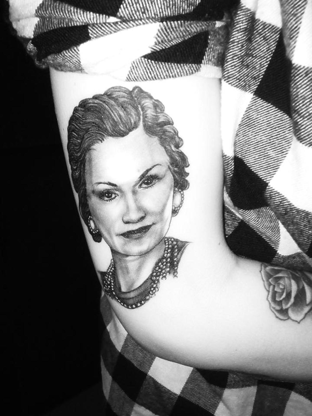 Nowy tatuaż Mai Sablewskiej