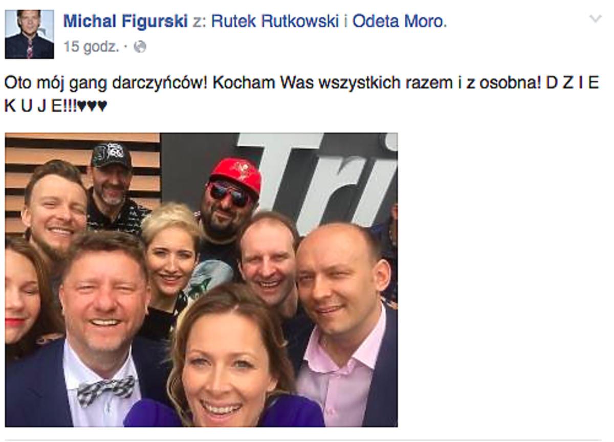 Odeta Moro, Anna Guzik, Piersi, Magda Steczkowska, Marek Kościkiewicz