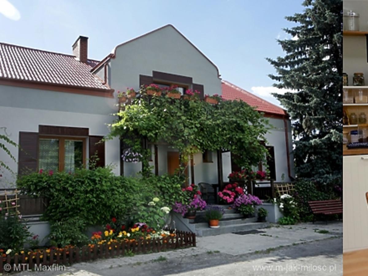 odnowiony dom Mostowiaków
