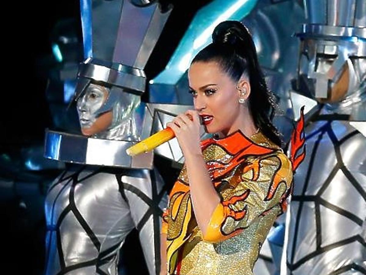Oglądalność Super Bowl z Katy Perry