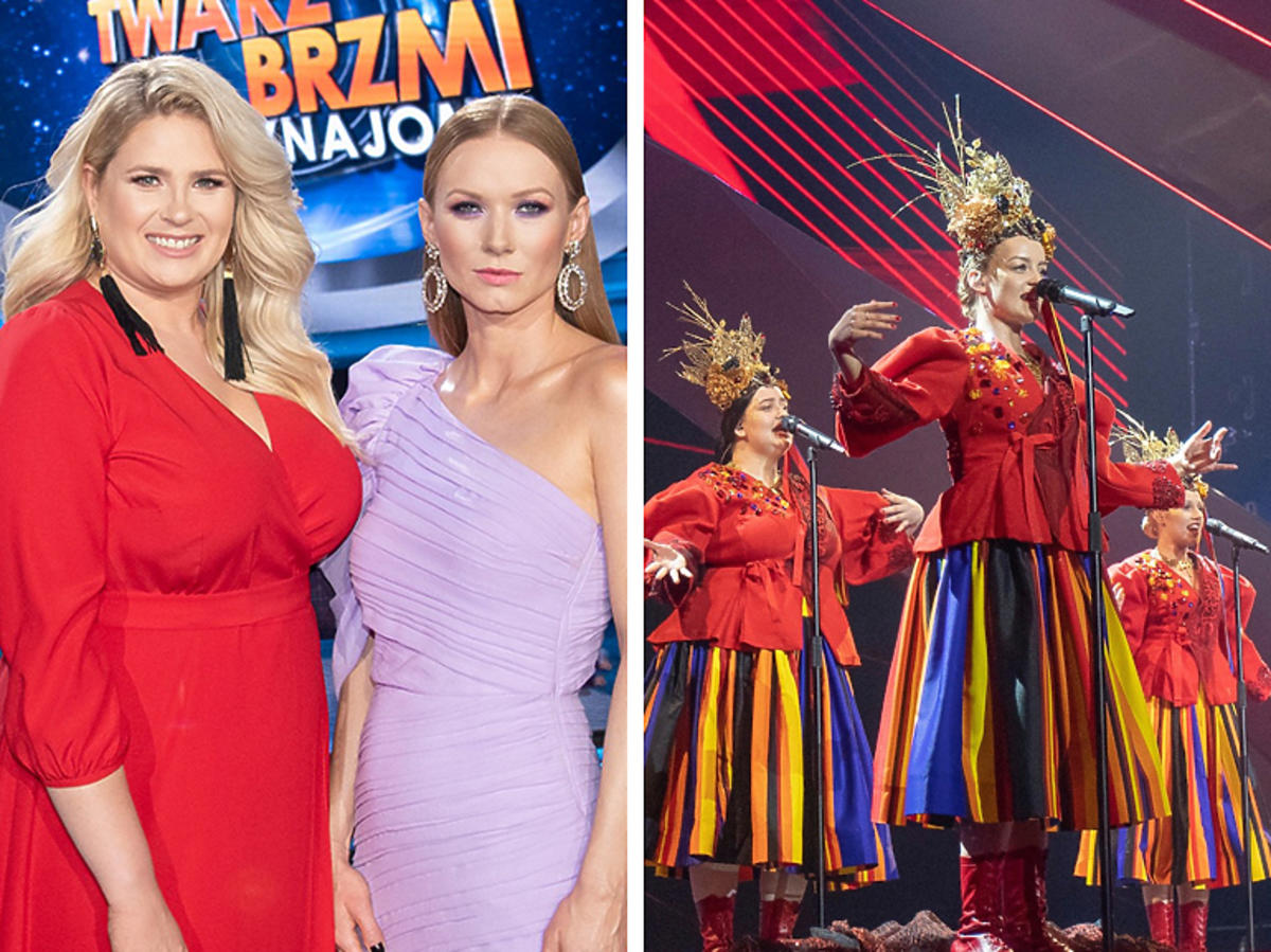 Oglądalność Twoja Twarz Brzmi Znajomo i Eurowizji 2019