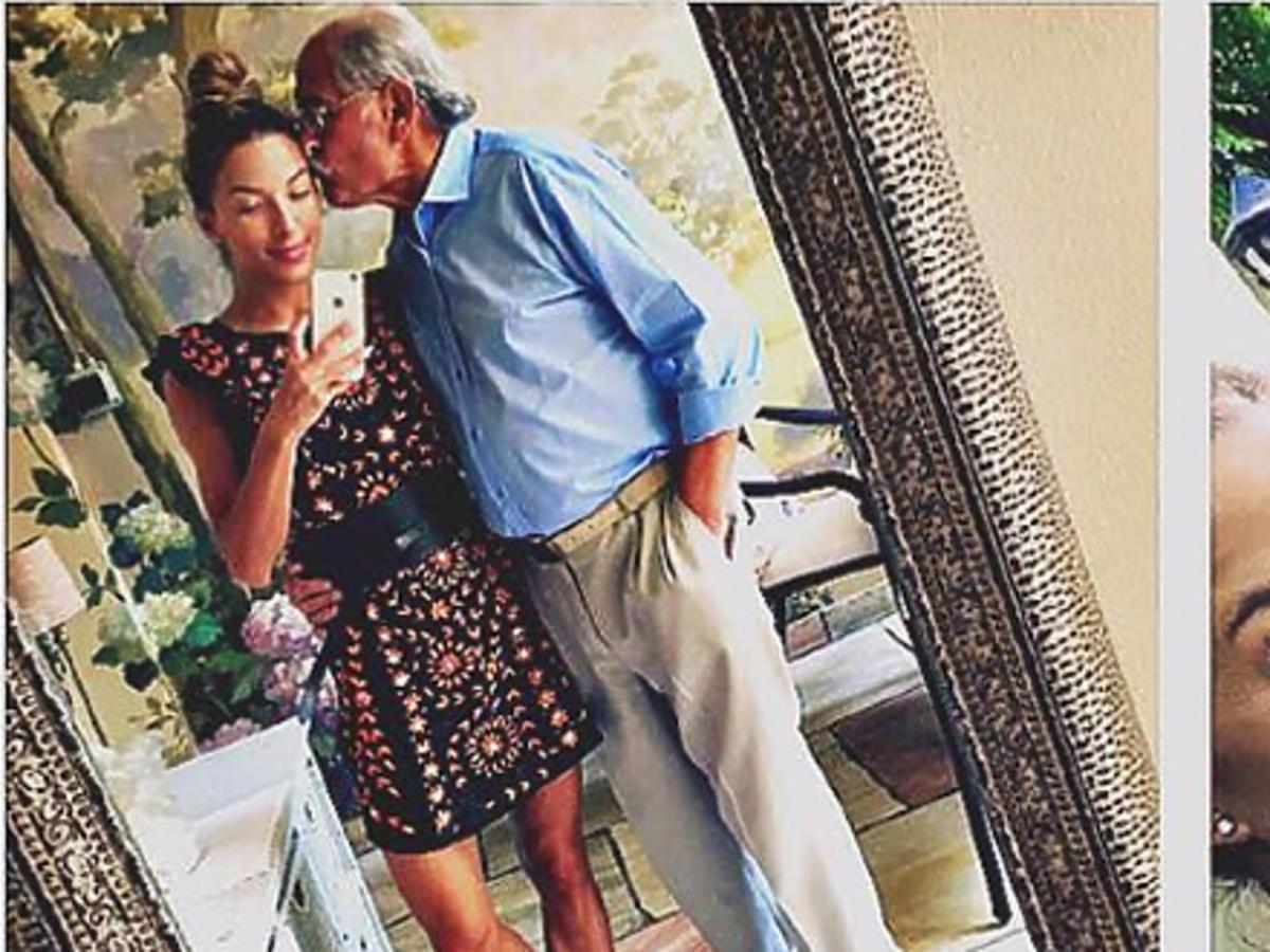 Ojciec Ewy Chodakowskiej chory