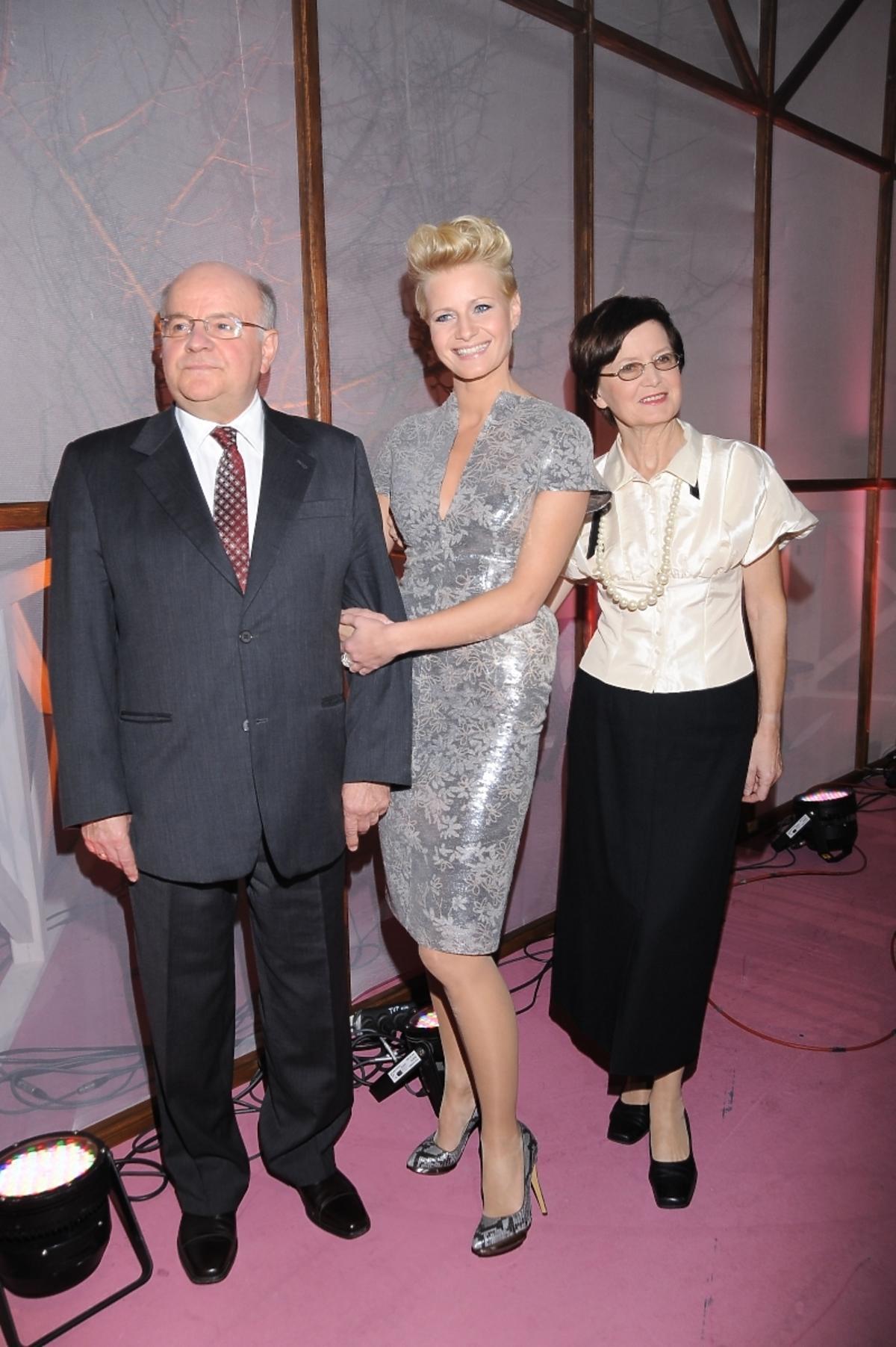Ojciec Małgorzaty Kożuchowskiej o jej porodzie