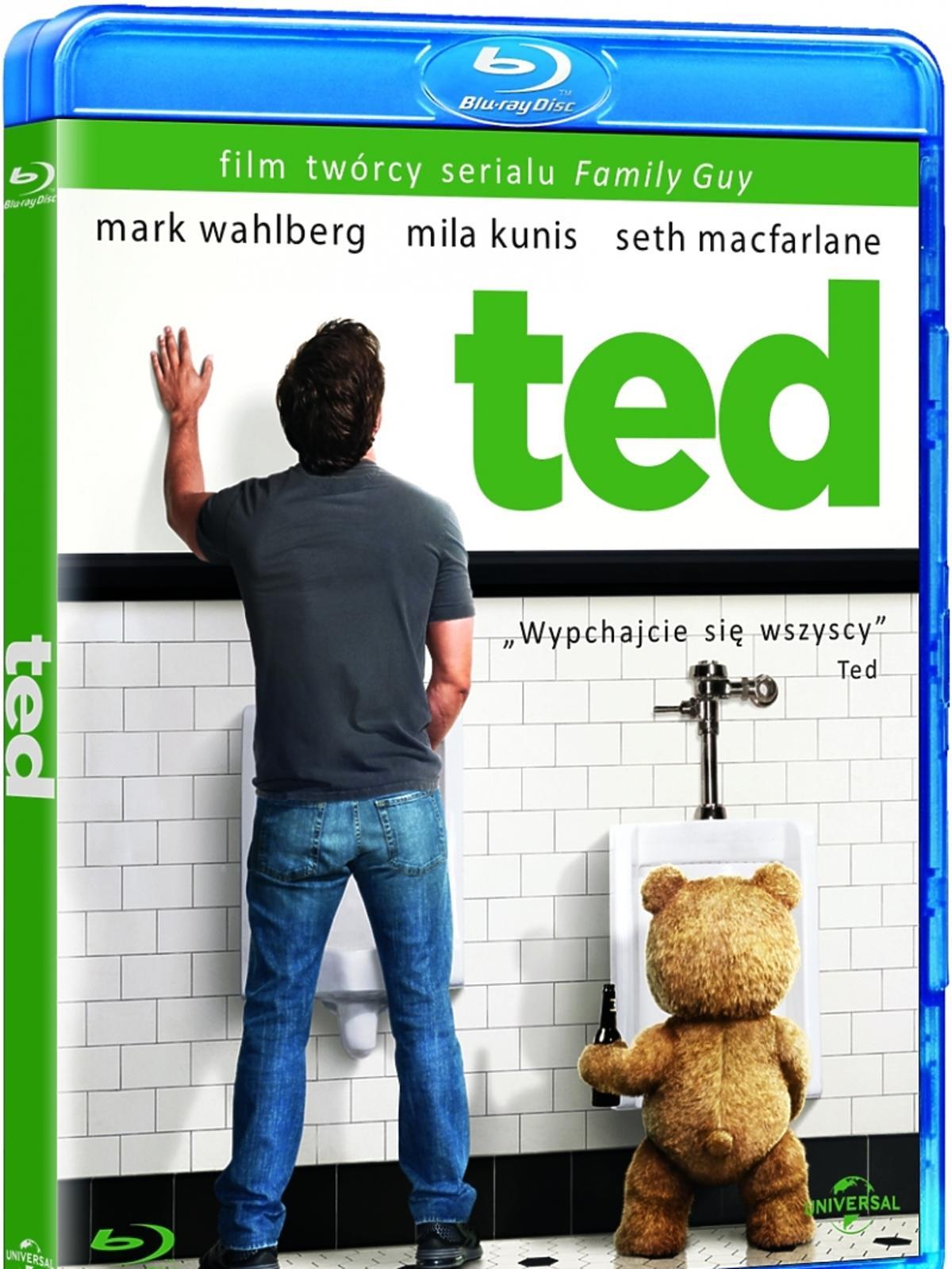 Okladka filmu Ted
