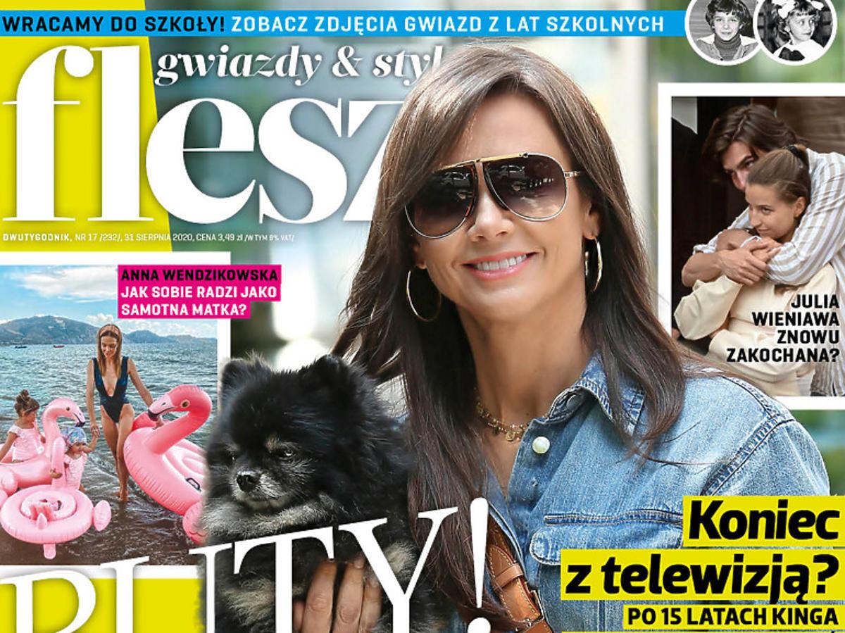 """Okładka magazynu """"Flesz"""" 17/2020"""