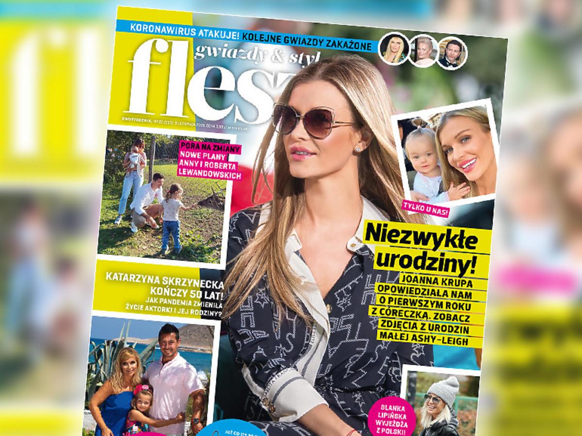 Okładka magazynu Flesz