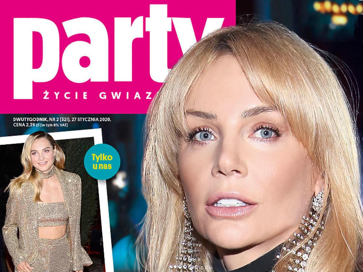 Okładka magazynu Party
