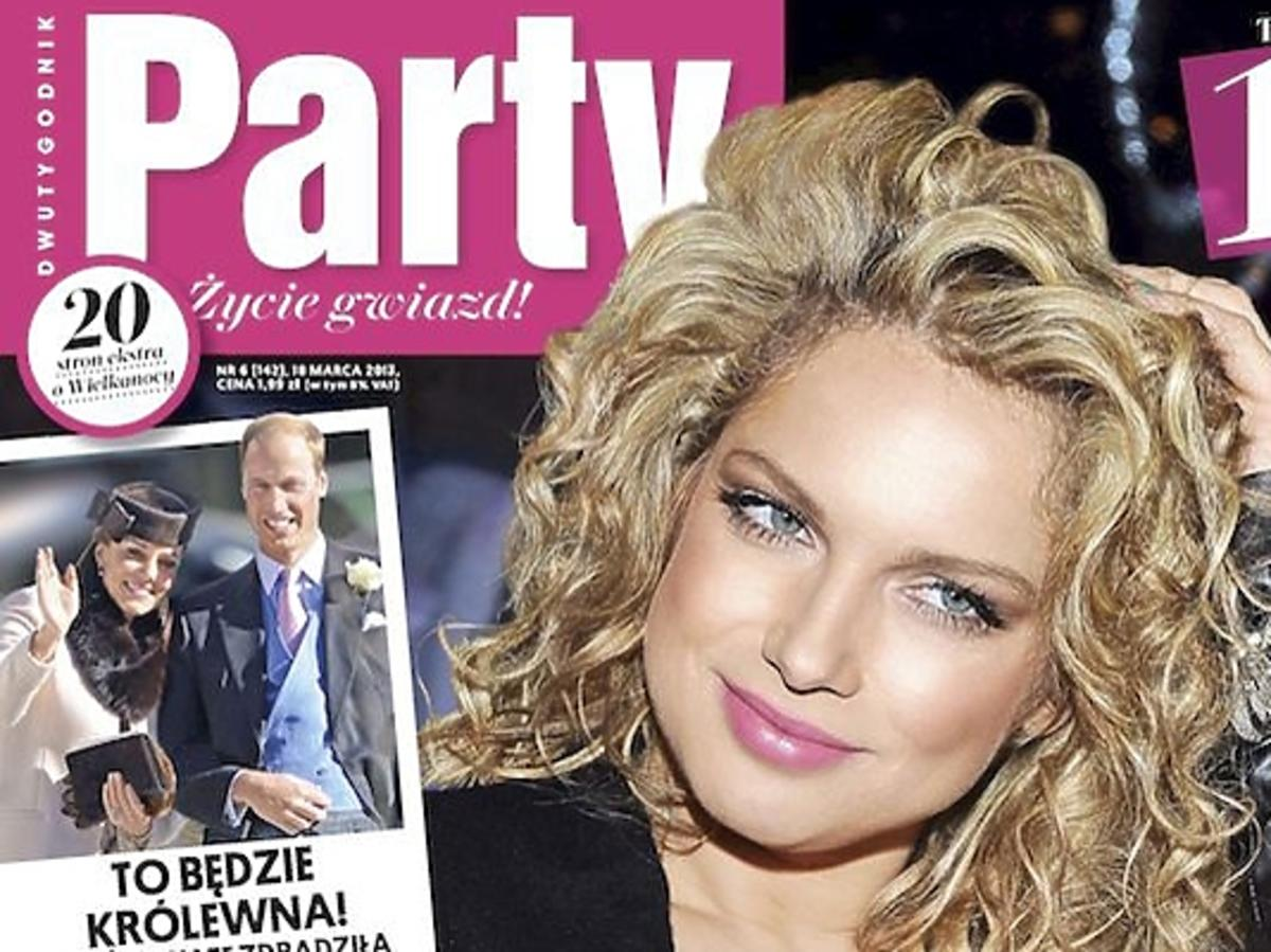 Okładka Party
