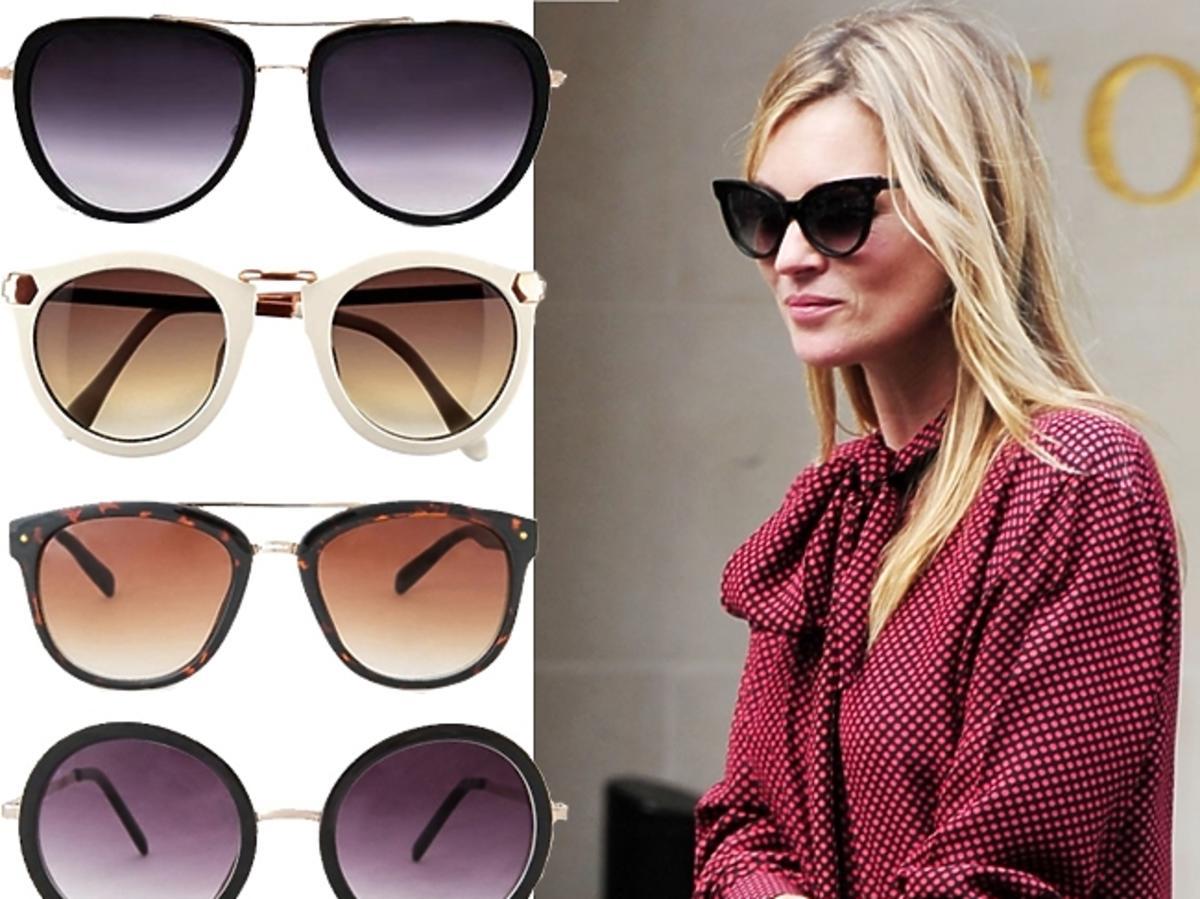 Okulary przeciwsłoeneczne na wiosnę 2015