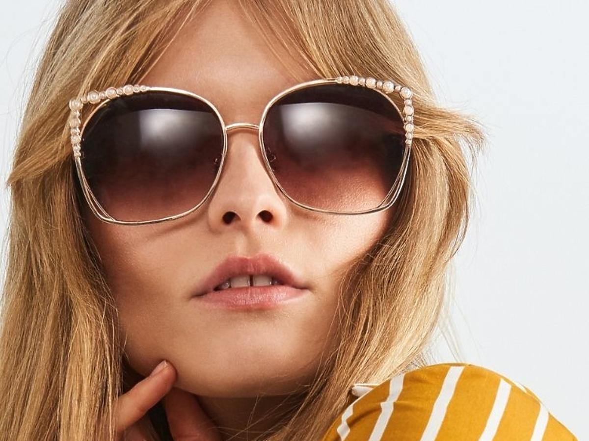 okulary przeciwsłoneczne z Reserved