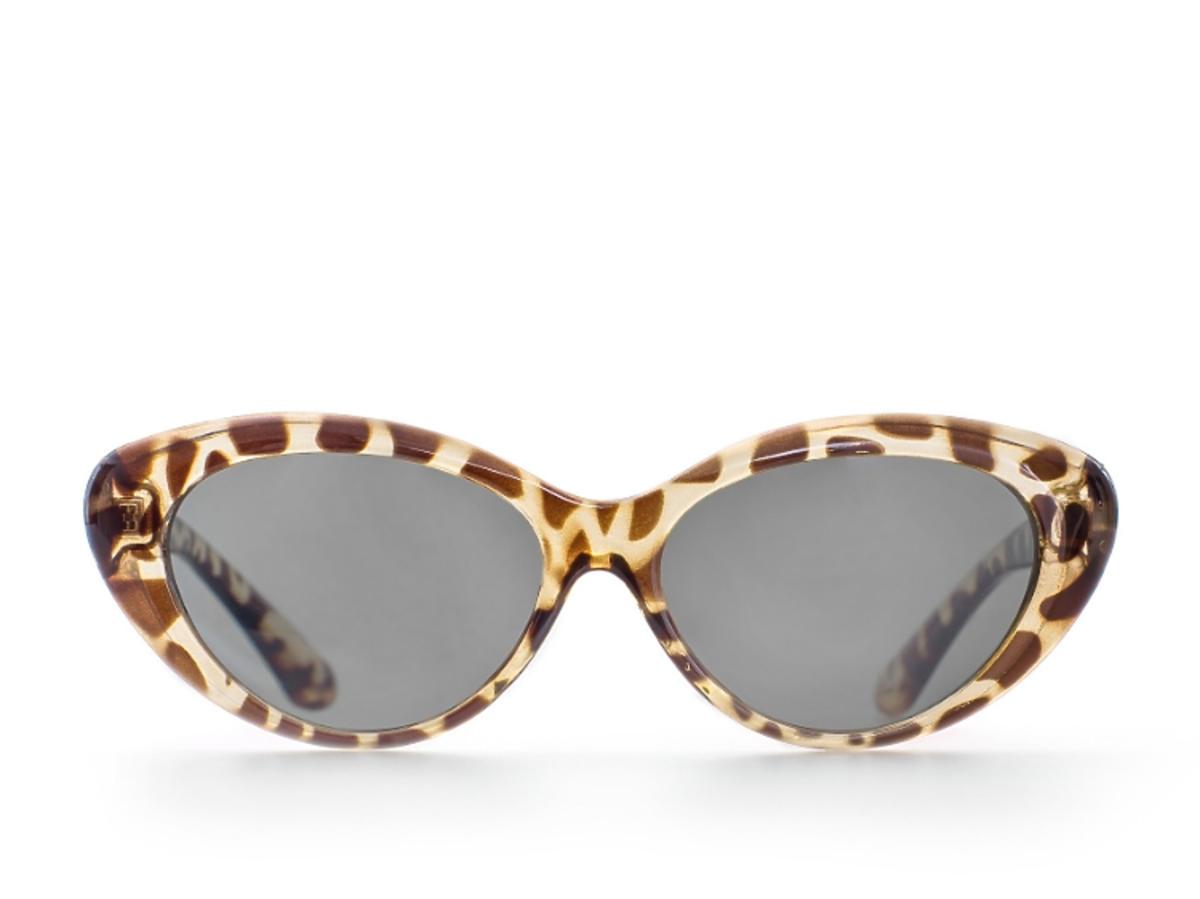 okulary w szylkretowej oprawce NA-KD