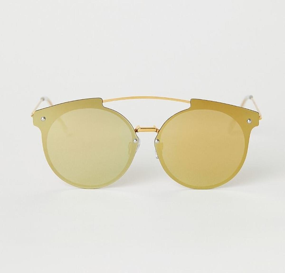 Okulary wyprzedaż H&M