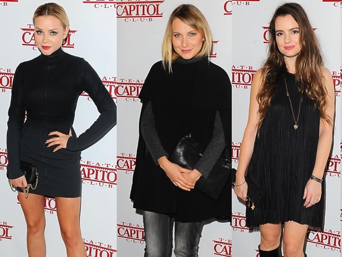 Ola Ciupa, Joanna Moro, Maria Niklińska, Anna Prus