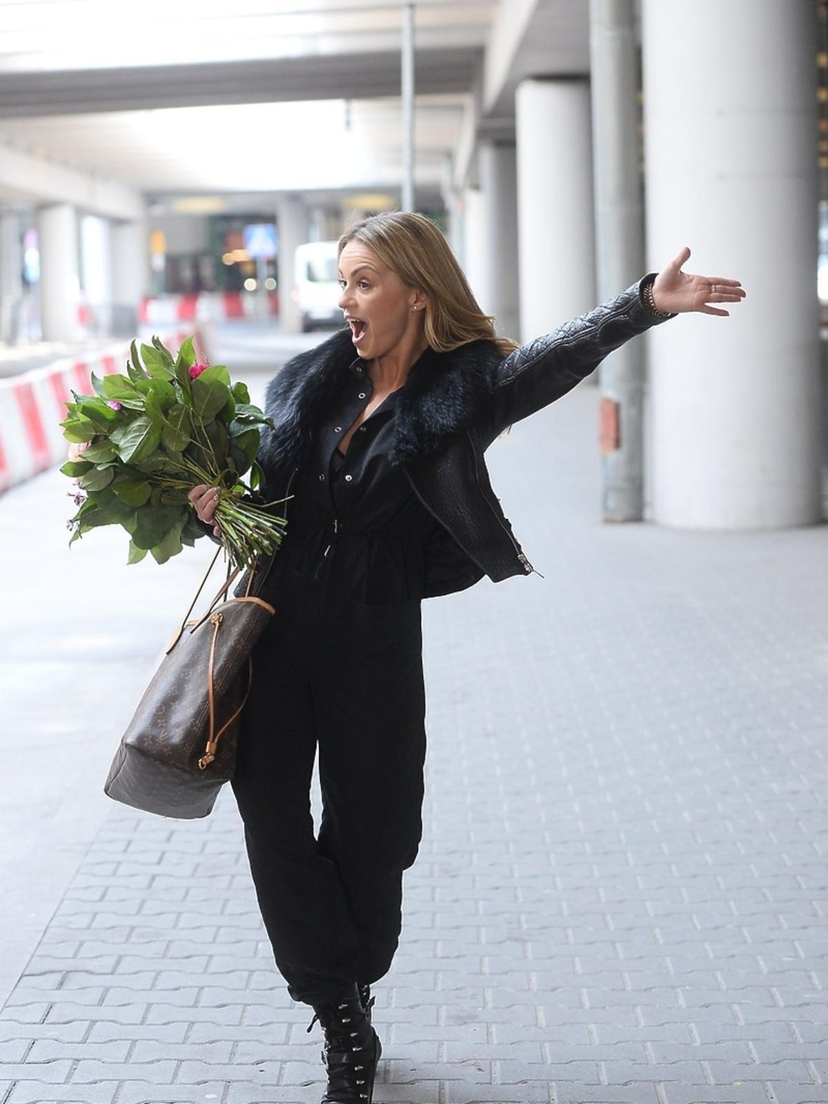 Ola Jordan przyleciała do Polski
