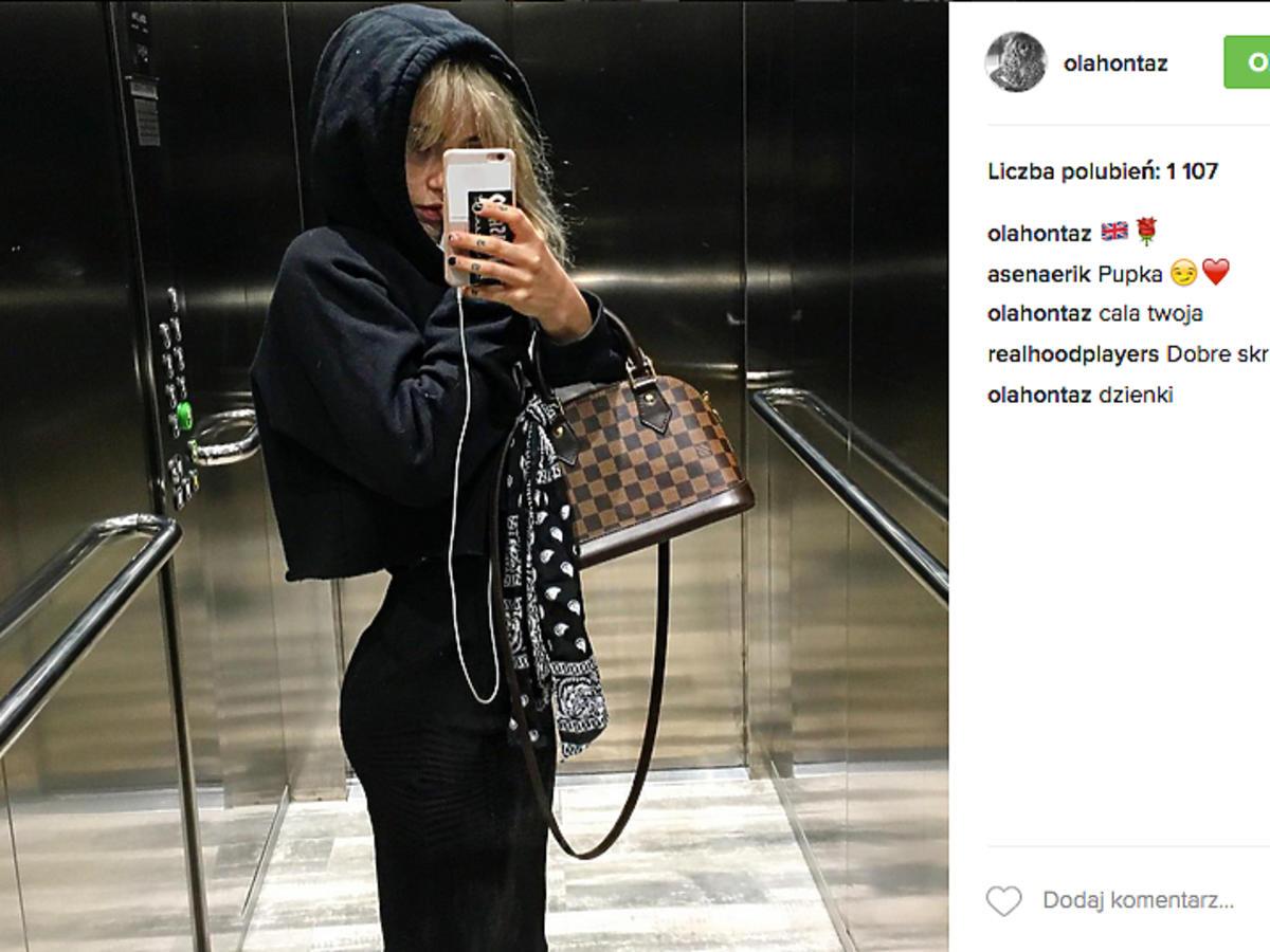 Ola Kowalska w windzie