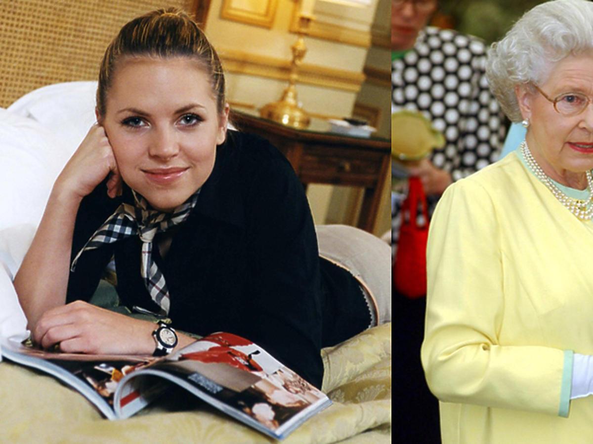 Ola Kwaśniewska wspomina spotkanie z królową Elżbietą II