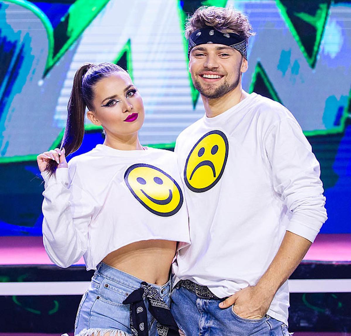 Ola Nowak i Damian Kordas w 4. odcinku Dance Dance Dance