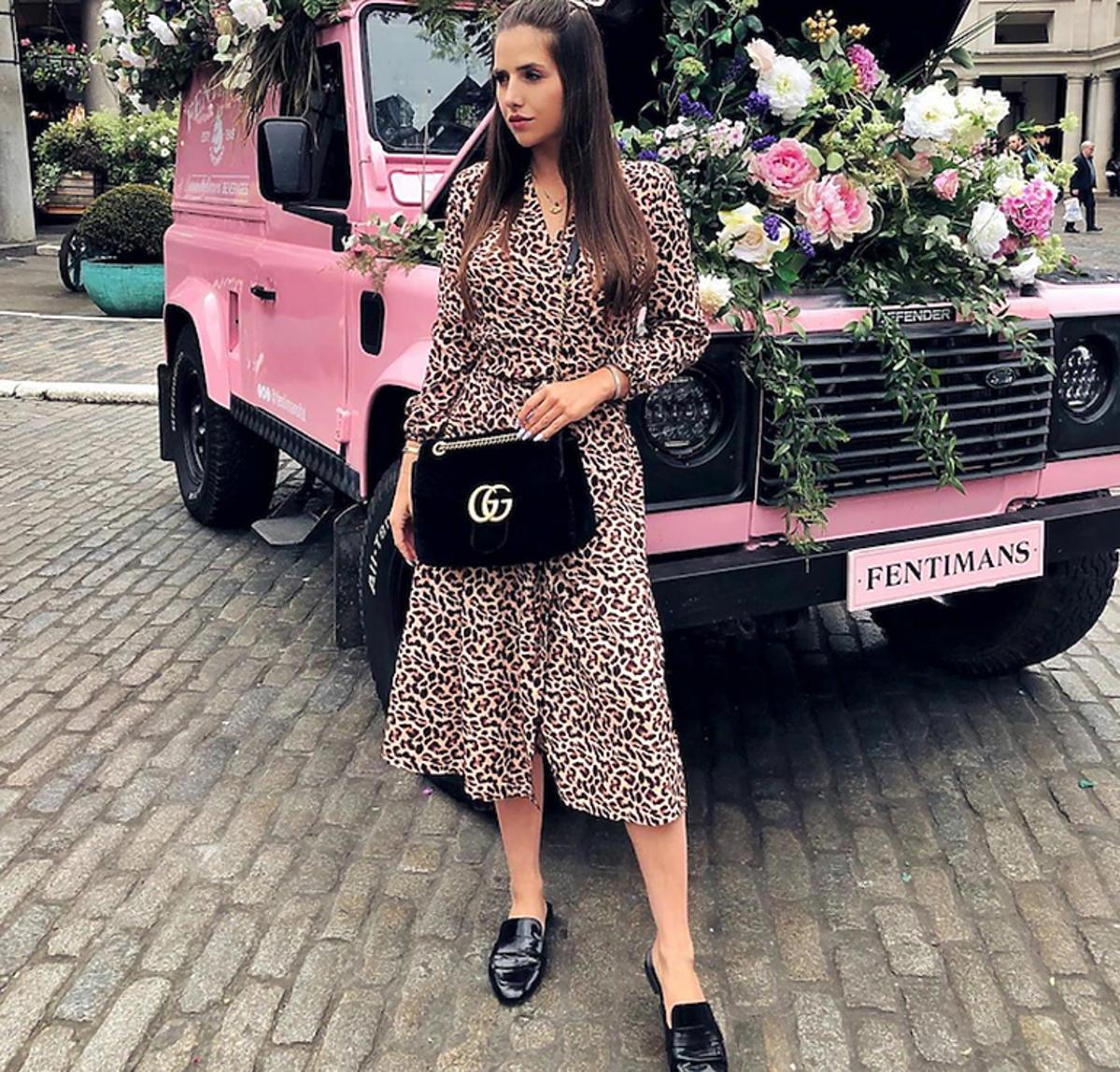 Ola Nowak w sukience Sugarfree