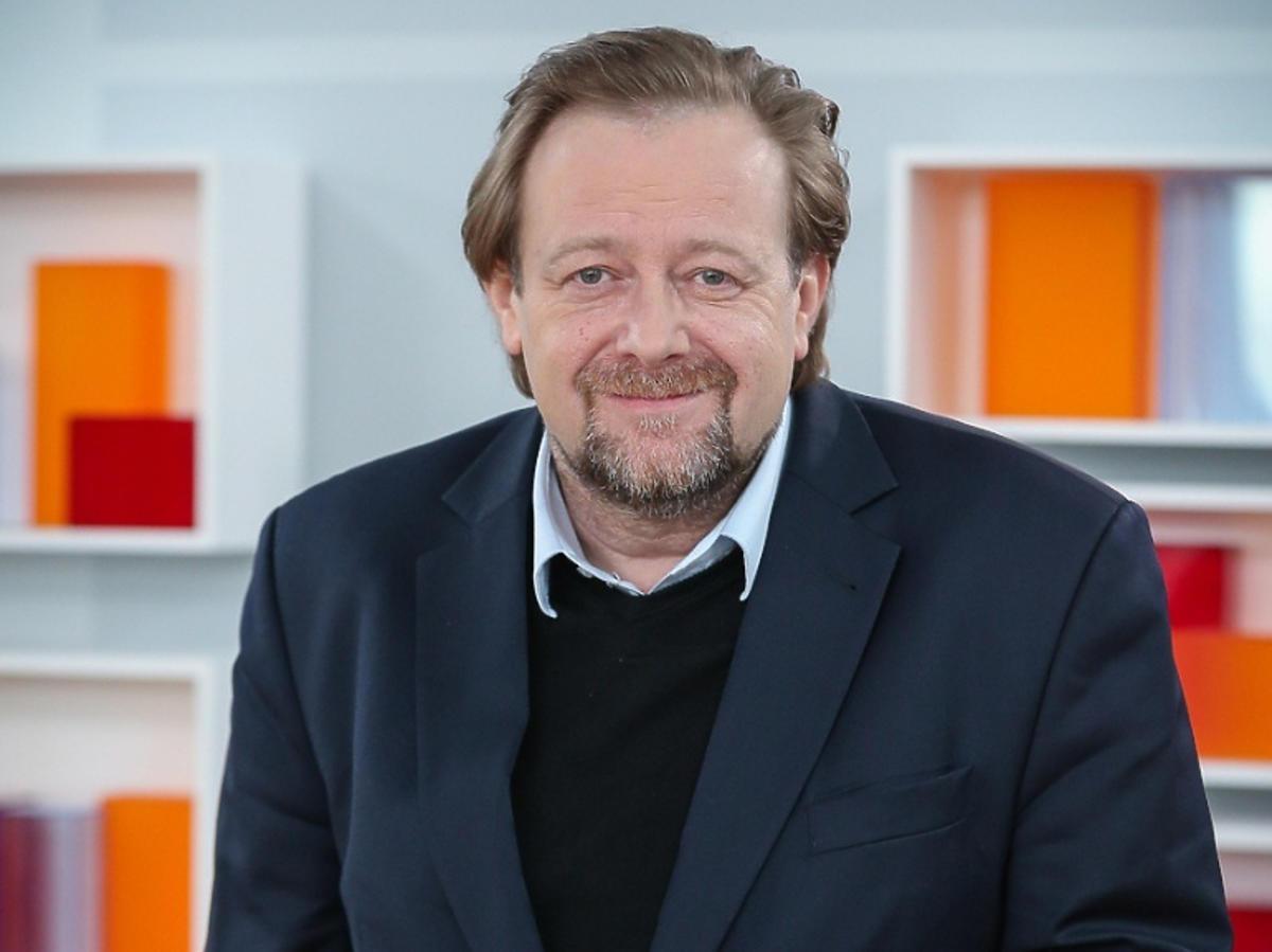 Olaf Lubaszenko w Dzień Dobry TVN