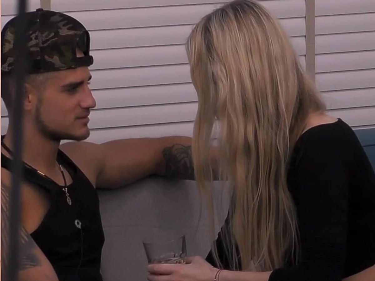 Oleh wyznaje Magdzie miłość w programie Big Brother