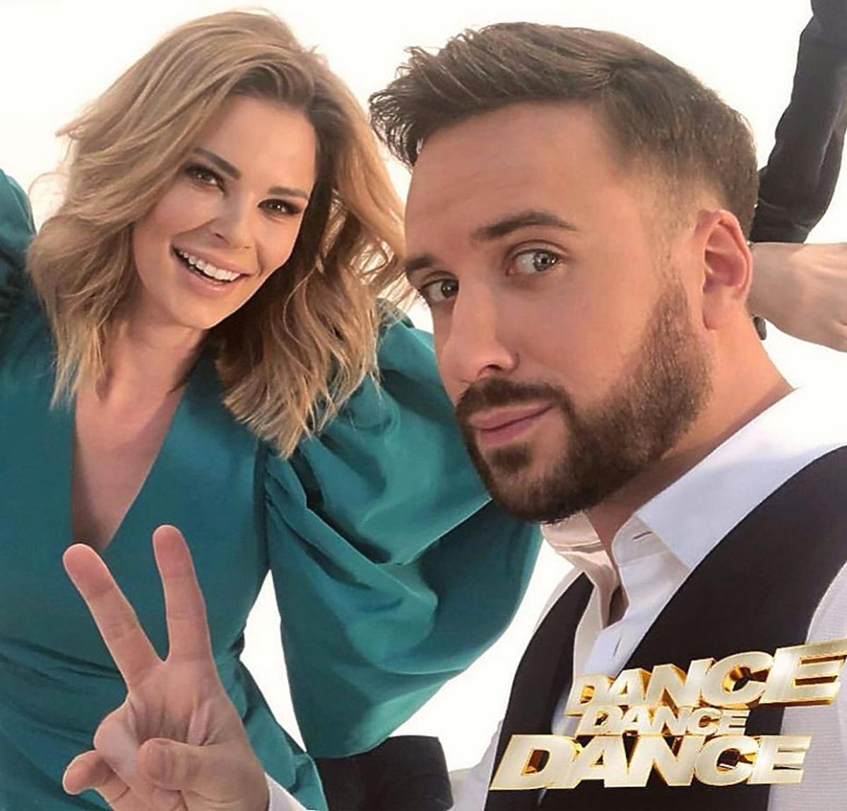 Olek Sikora i Małgorzata Tomaszewska o swoim udziale w Dance Dance Dance