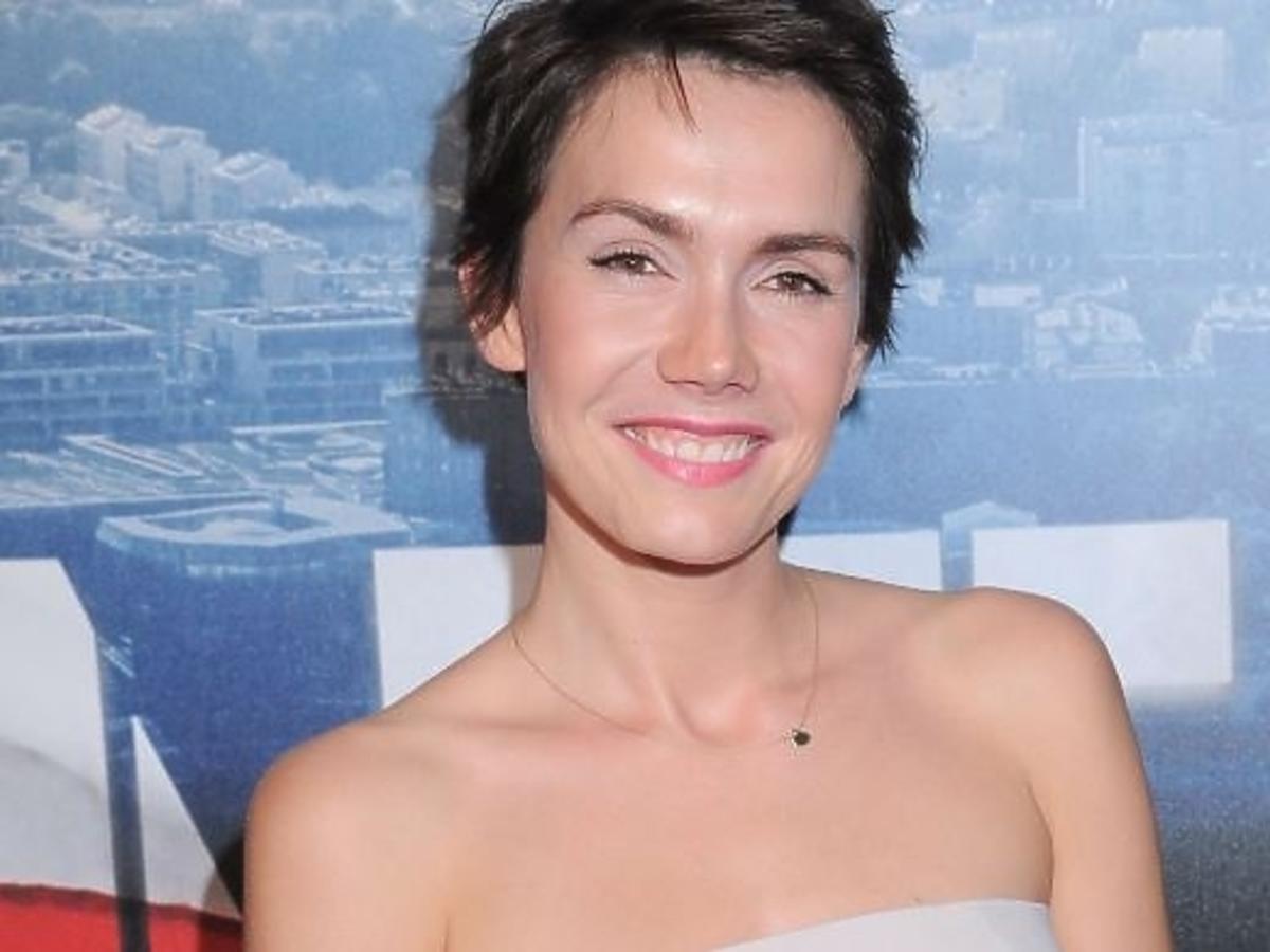 Olga Bołądź w nowej fryzurze