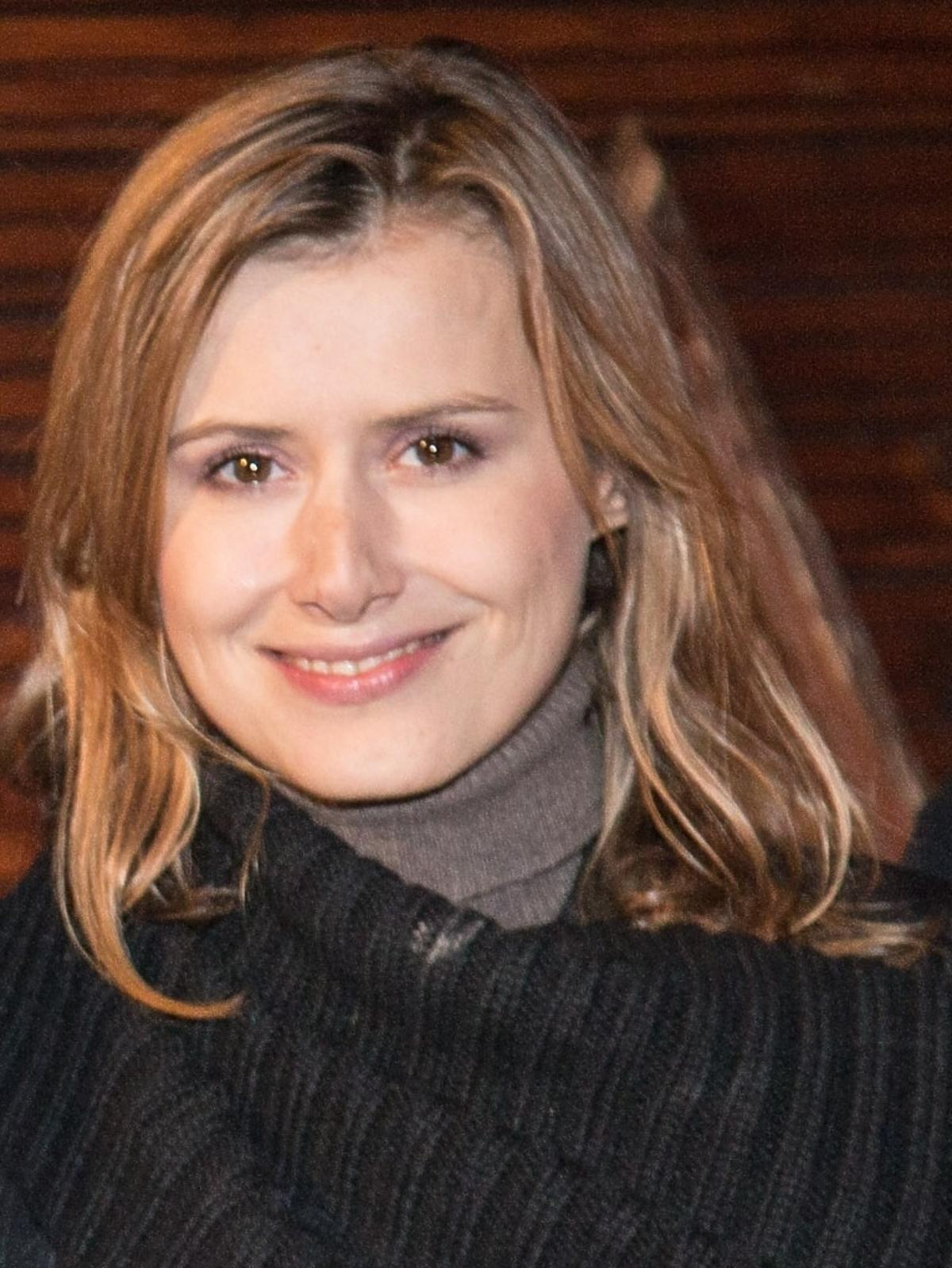 Olga Fibak, żona Wojciecha Fibaka