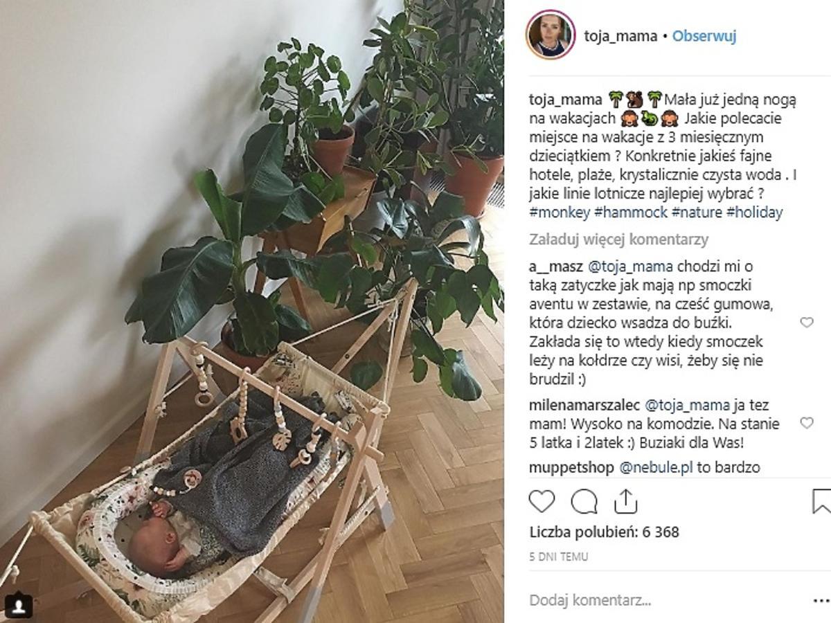 Olga Frycz zdjęcia córki
