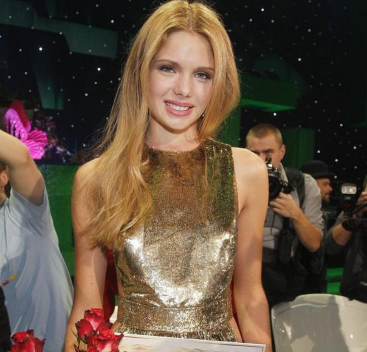 Olga Kaczyńska w 2011 roku wygrała Top Model