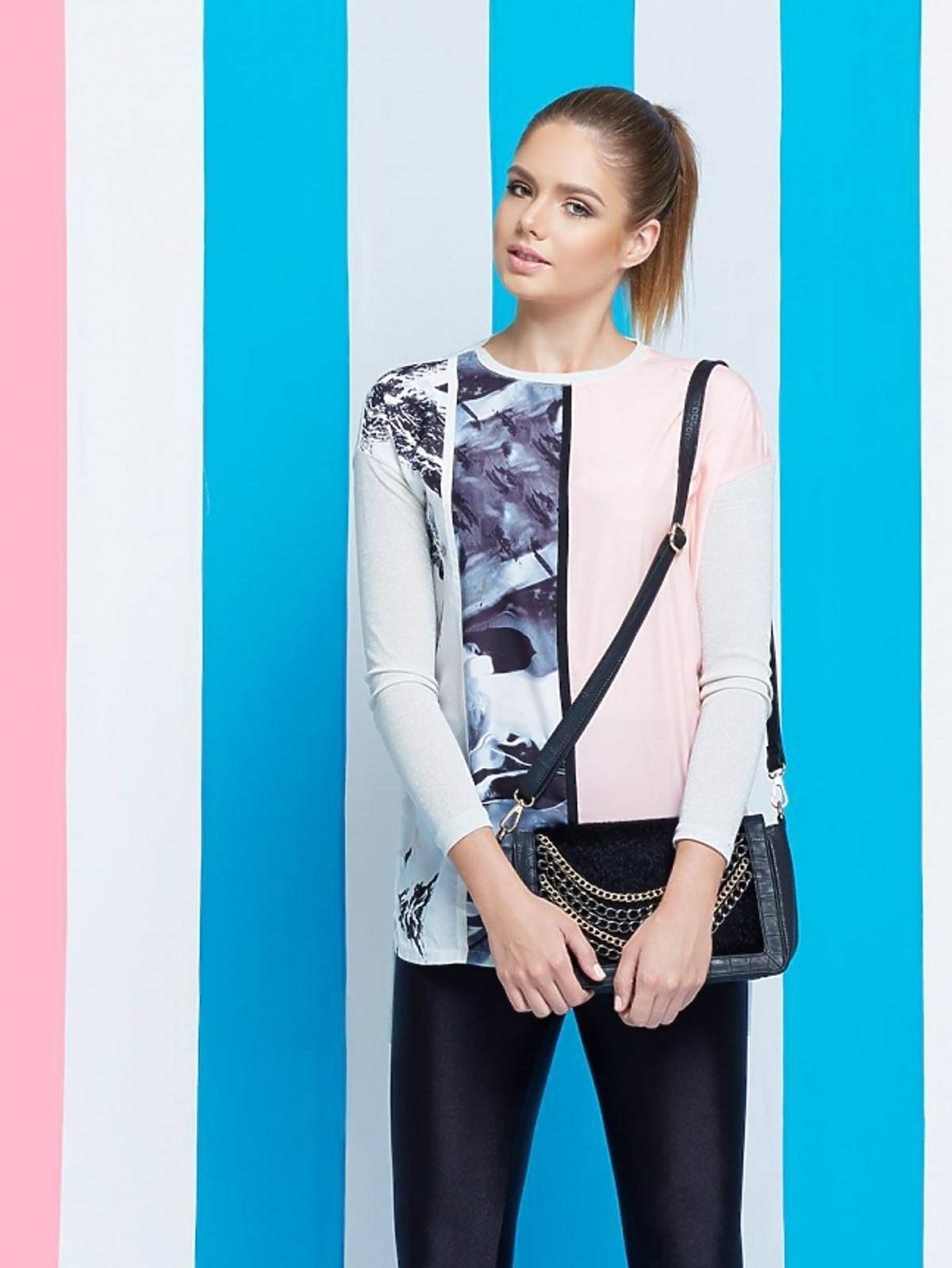 Olga Kaczyńska w kampanii marki odzieżowej Breakout
