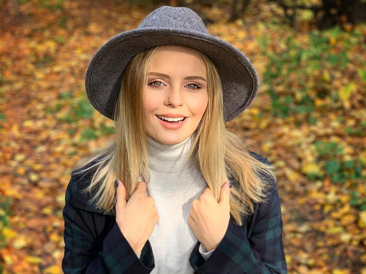 Olga Kalicka na Instagramie
