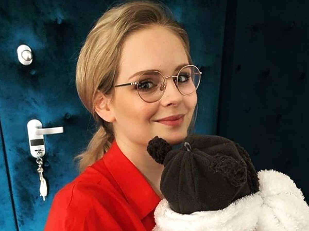Olga Kalicka zdradziła imię dziecka