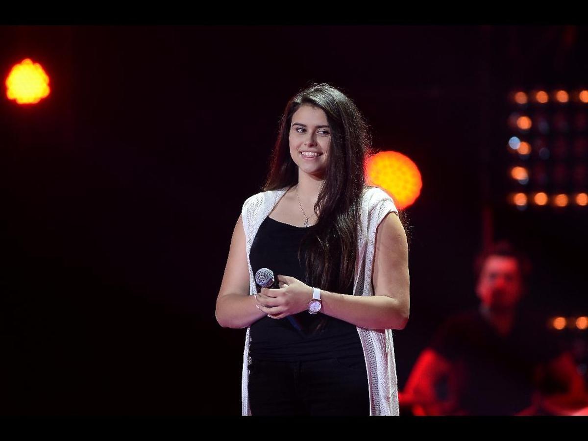 Olga Przybysz The Voice of Poland 7