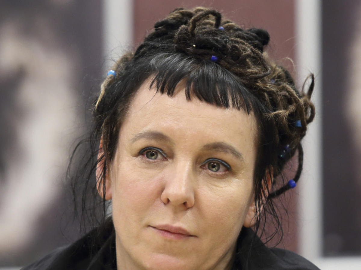 Olga Tokarczuk lauretką Nagrody Nobla