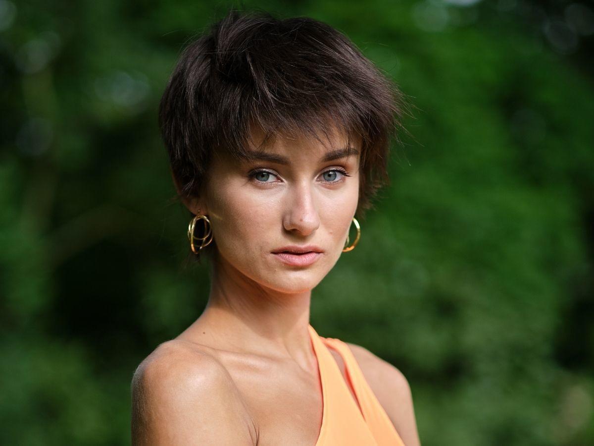 Olga z Top Model po metamorfozie