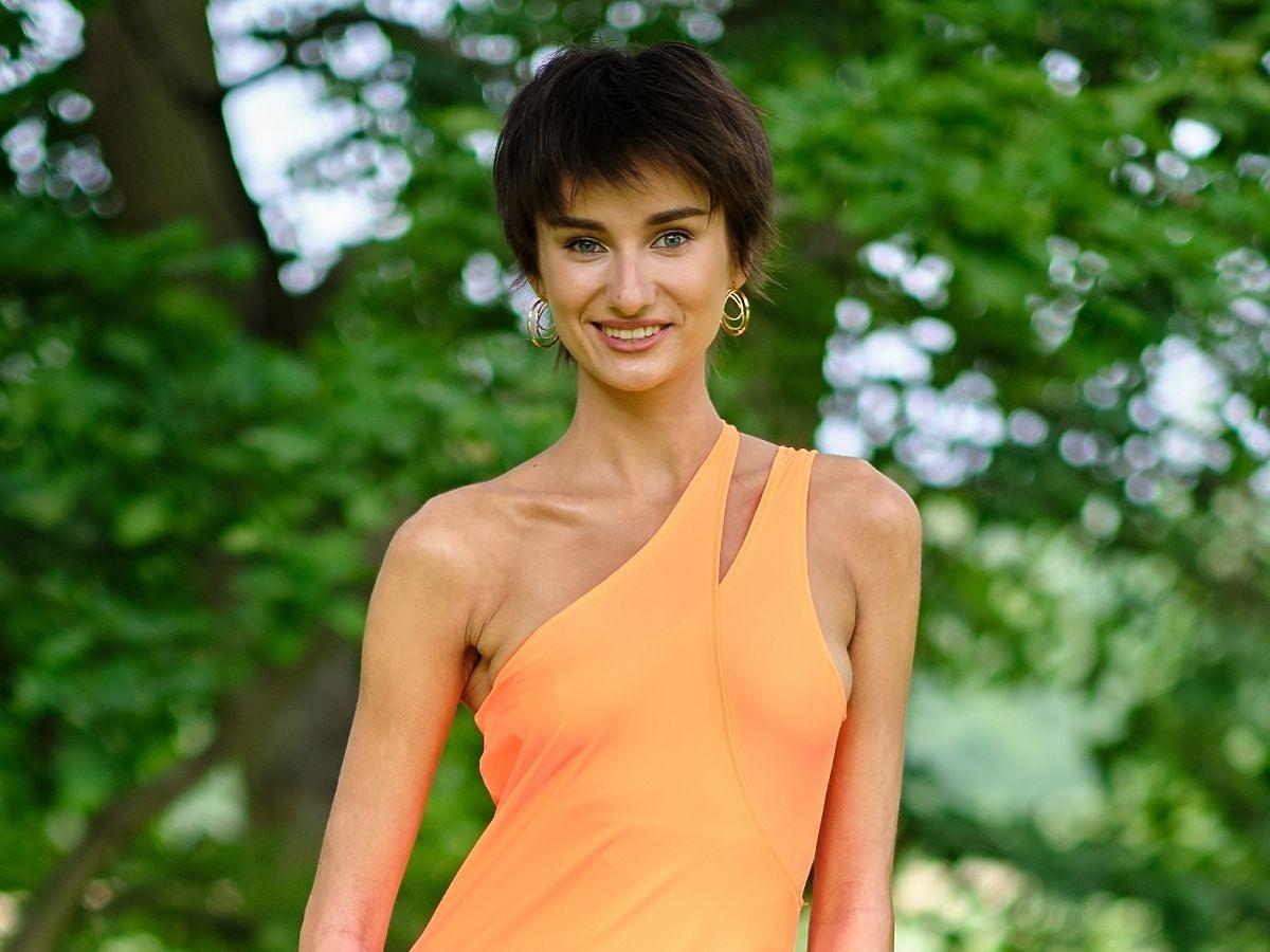 Olga z Top Model szokuje swoim zachowaniem w programie