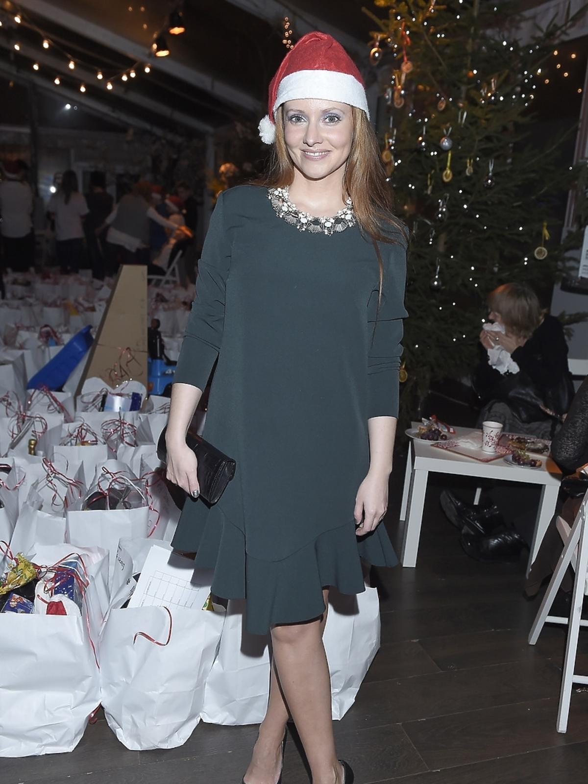 Oliwia Argenstein na imprezie charytatywnej fundacji One Day