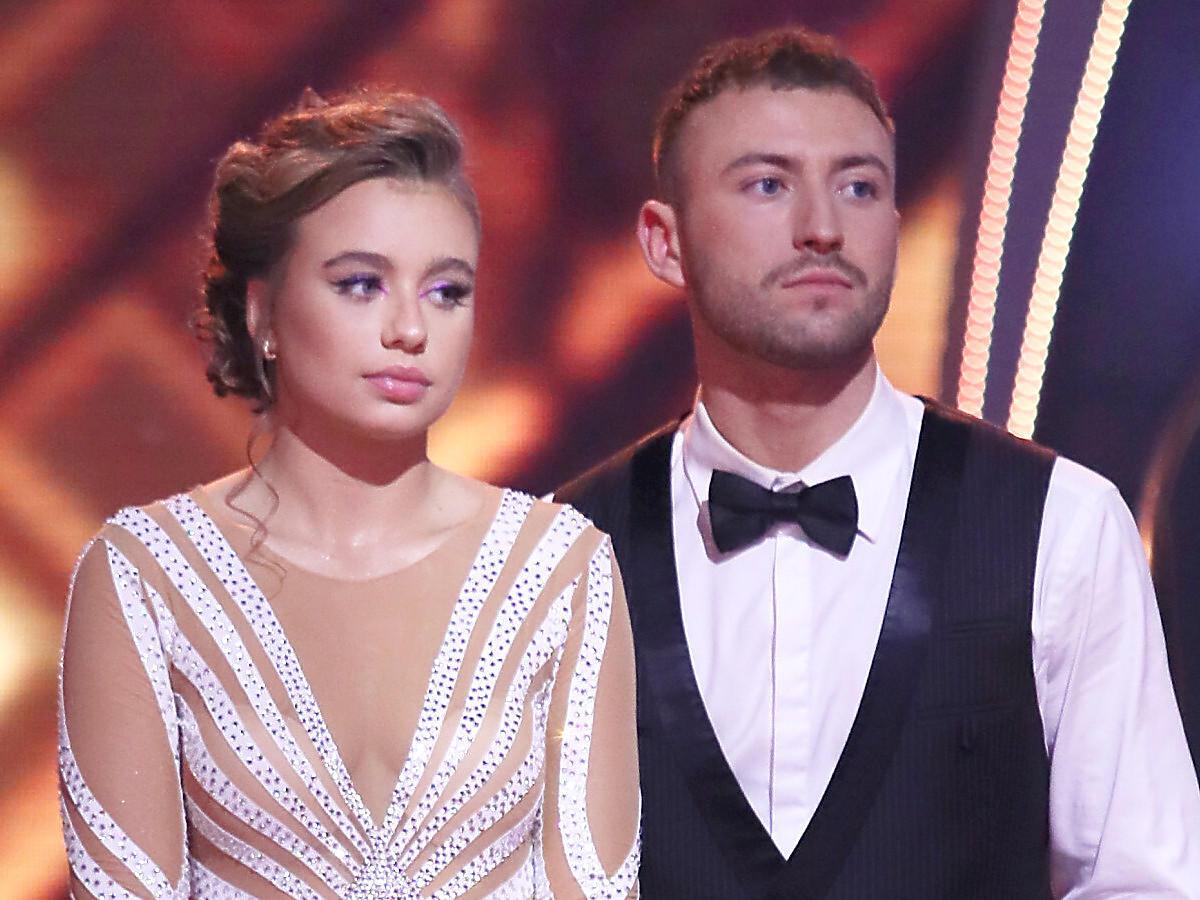 Oliwia Bieniuk i Michał Bartkiewicz w