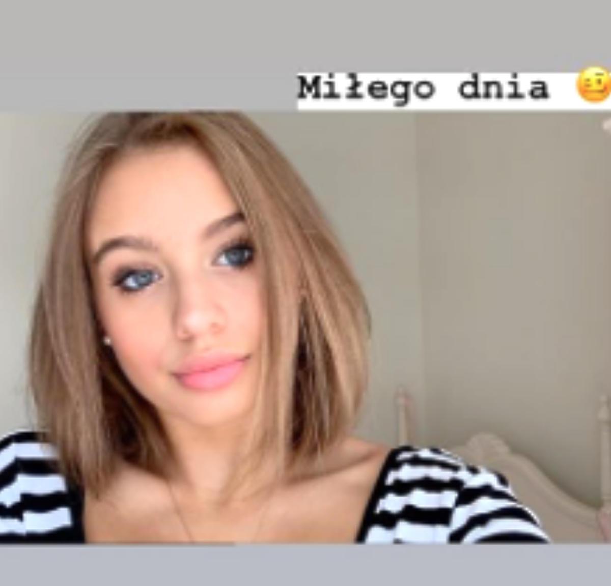 Oliwia Bieniuk Instagram