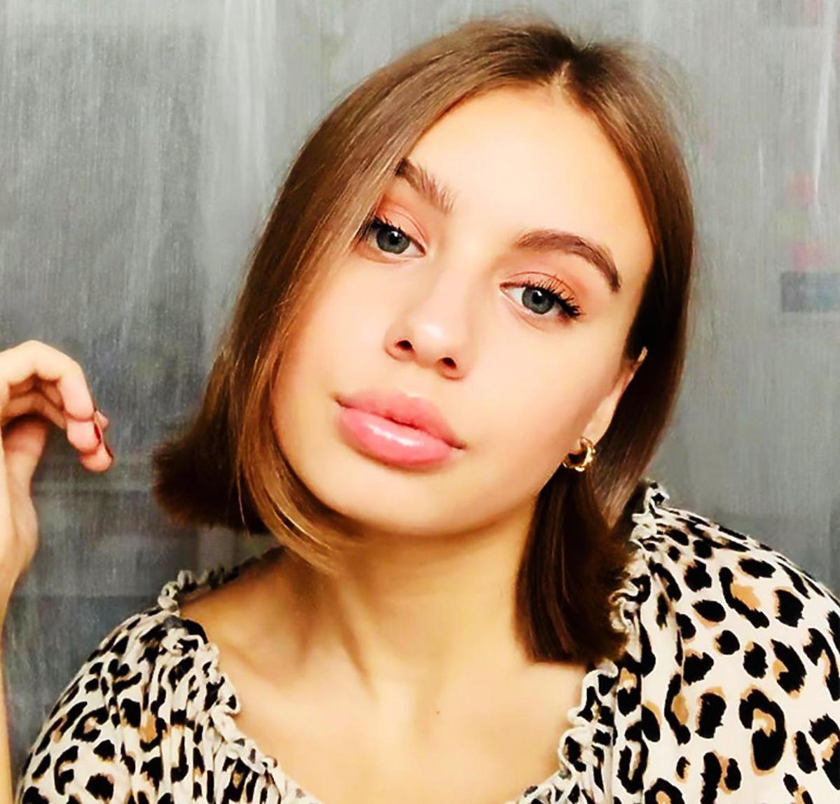 Oliwia Bieniuk została modelką